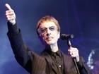 Robin Gibb, do Bee Gees, sobre câncer: 'na estrada para recuperação'