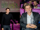 Murilo Rosa recebe prêmio por filme em Montevidéu