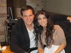 Paula Fernandes e Daniel Boaventura fazem dueto para show da Virada