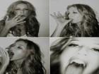 Luana Piovani faz vídeo insinuante em bastidores de ensaio