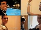 VÍDEO:  Caio Castro, Camila Pitanga e outros famosos em bastidor de foto
