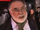 Coppola diz a site que só deveria ter feito o primeiro 'O poderoso chefão'