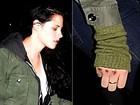 Kristen Stewart se empolga em cena de luta e machuca a mão novamente