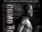 Divulgado o pôster brasileiro do filme sobre o lutador Anderson Silva