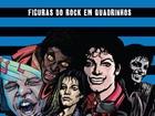 Editora lança vida de Michael Jackson em quadrinhos