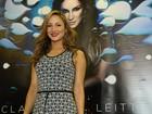Claudia Leitte anuncia novidades para o carnaval 2012 em coletiva de imprensa