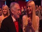 Crystal Harris e Hugh Hefner estão juntos novamente