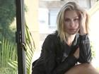 Ex-paquita e atriz se prepara para fazer seu primeiro show solo