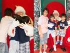 Matheus Costa 'facilita' para o Papai Noel: 'minha lista ficou pequena'