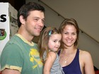'Foi uma pancada', desabafa Luiza Valdetaro sobre leucemia da filha