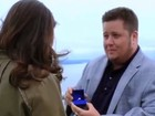 Chaz Bono pede a namorada em casamento em programa de TV