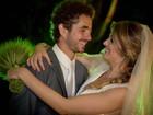 Felipe Andreoli se casa em São Paulo