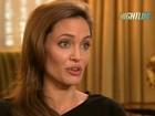 Angelina Jolie explica a programa de TV por que não quer se casar