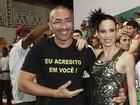 Jornal: Ex-carnavalesco da Grande Rio está entre Mangueira e Imperatriz