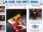 Site publica suposta capa da 'Playboy' com Lindsay Lohan