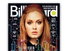 Adele é a artista do ano da 'Billboard' e estampa capa da revista