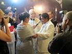 Zeca Pagodinho renova votos de casamento após 25 anos