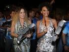 Batido o martelo! Daniela Mercury desfila pela Portela em 2012