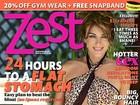 Aos 46 anos, Elizabeth Hurley exibe corpão em revista