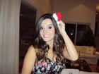 Giovanna Lancellotti faz pedido a Papai Noel: 'Um carro não estaria mal'