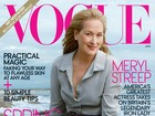 Aos 62 anos, Meryl Streep estampa a 'Vogue' pela primeira vez