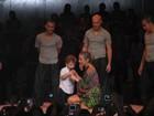 """Claudia Leitte sobre o filho: 'Ele tem a mesma sede de cantar que eu tinha"""""""