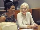 Depois de incidente, Lindsay Lohan aumenta segurança de sua casa