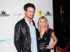 Fergie leva o marido à festa de companheiro de Black Eyed Peas