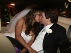 Veja fotos da festa de casamento de Felipe Dylon e Aparecida Petrowky