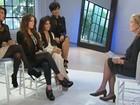 Kim Kardashian fala sobre fita de sexo em programa: 'cometi erros'