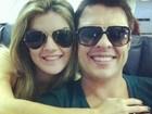 Mirella Santos e Wellington Muniz viajam de férias para Cancun
