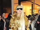 Lady Gaga negocia dois shows no Brasil em 2012, diz site
