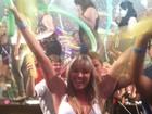 E vai rolar a festa... Juju Salimeni posta foto na balada en Cancún