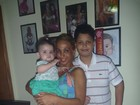 Depois de três anos, Valesca Popozuda passa Natal com família