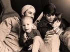 Justin Bieber aproveita últimos dias do ano ao lado da família