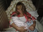 Veja fotos de Mariah Carey com seus gêmeos