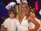 Val Marchiori continua com a guarda dos filhos, segundo jornal