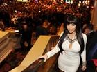 Ex de Kanye West culpa Kim Kardashian por término de namoro