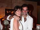 Sem o filho, Letícia Birkheuer curte Réveillon em hotel do Rio