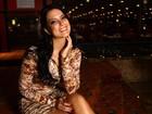 Três meses depois de acidente, Miss Brasil 2010 comemora: 'recuperada'