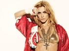 Carolina Dieckmann estampa a capa da Rolling Stone Brasil
