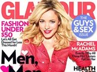 Rachel McAdams mostra corpão em capa de revista