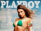 Foto! Internautas fazem capa da 'Playboy' com Laisa do BBB