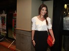 Jornal: Juliana Paes viverá uma pernambucana 'arretada' na TV