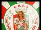 Arlete Salles será destaque no carnaval da Grande Rio