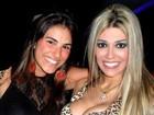 Desistência de Fernanda do 'BBB12' surpreende irmã