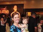 Famosos levam filhos à estreia de 'A Galinha Pintadinha' no Rio
