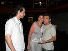 Lilia Cabral vai assistir à peça de Paulo Betti no Rio
