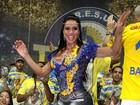 Jornal: Gracyanne Barbosa recusa convite para ser madrinha da Vai-Vai