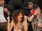 Rihanna quer Chris Brown de volta, diz revista